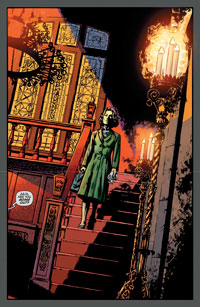 Dark Shadows #1 Page 2