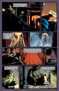 Dark Shadows #1 Page 5