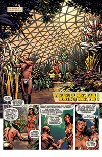 Warlord of Mars #11 Page 1