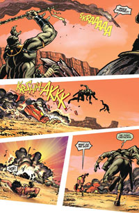 Warlord of Mars #11 Page 4