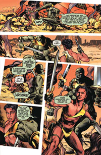 Warlord of Mars #11 Page 5