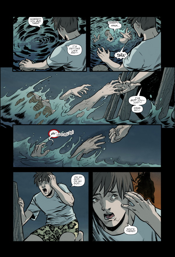 X-Files Season 10 #6 Preview Page 4