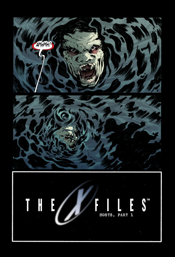 X-Files Season 10 #6 Preview Page 5