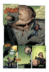 Criminal Macabre Omnibus Vol. 2 Page 1