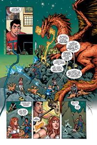 The Guild: Zaboo Page 5