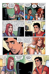 The Guild: Zaboo Page 6