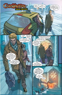 Constantine #1 Comic Book Preview Page 1