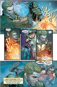 Constantine #1 Comic Book Preview Page 2