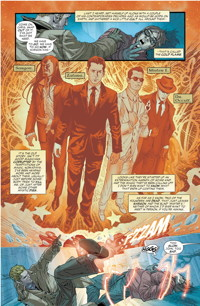 Constantine #1 Comic Book Preview Page 3