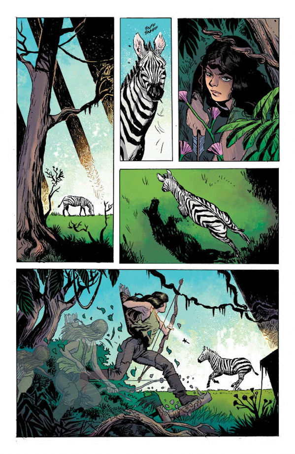 The Hinterkind #1 Preview Page 2