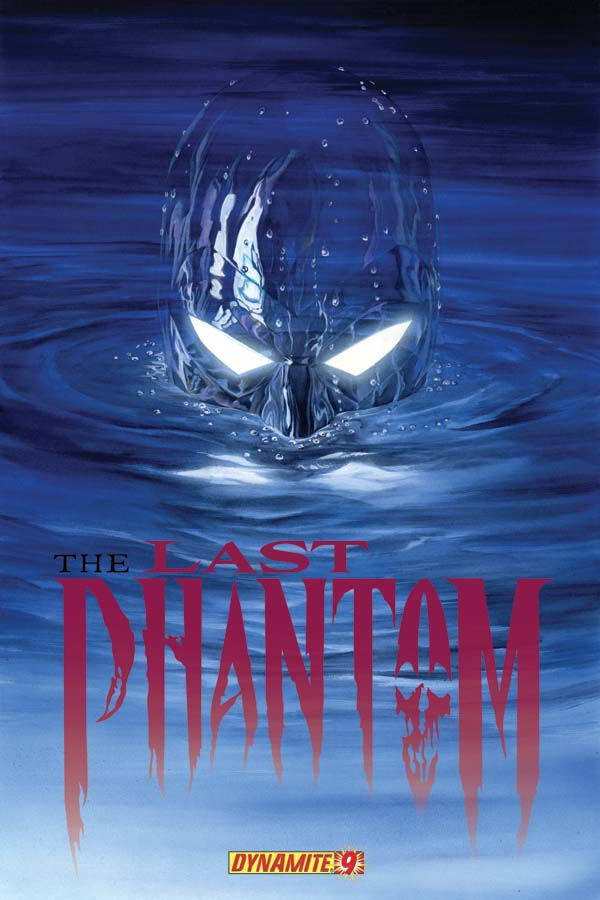 The Last Phantom #9 Alex Ross Cover