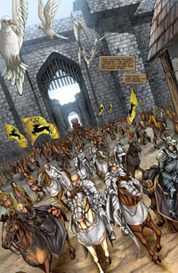 A Game of Thrones #2 Page 1