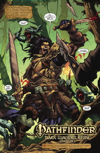 Pathfinder #1 Page 1