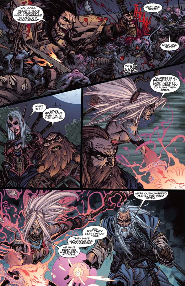 Pathfinder #2 Preview Page #2