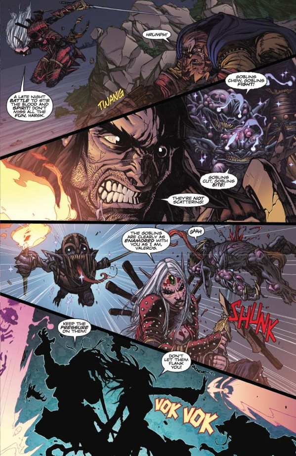 Pathfinder #2 Preview Page #3