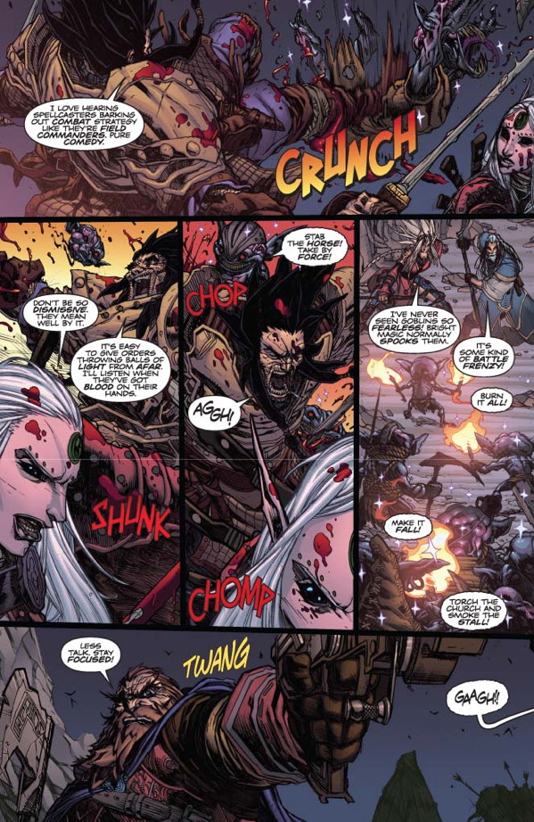 Pathfinder #2 Preview Page #4