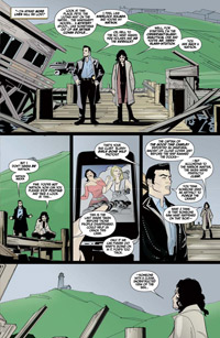 Warehouse 13 #2 Page 5