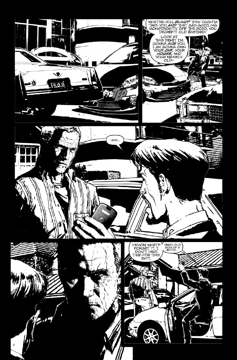 film noir and graphic novels This sub is for discussion about graphic novels and not the industry (film noir, detective story what are some cliches in medieval fantasy graphic novels you.