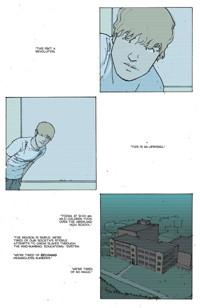 Wild Children Preview Page 1