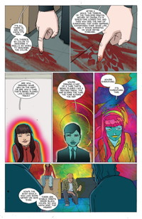 Wild Children Preview Page 4
