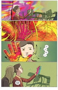 Wild Children Preview Page 5