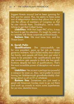 The Supervillain Handbook Preview Page 4