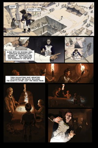 Ultrasylvania Preview Page #1
