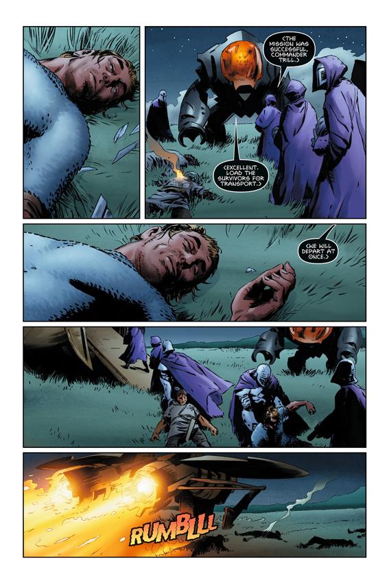 X-O Manowar #1 Page 5