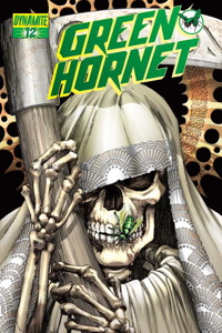 Green Hornet #12 Variant Cover