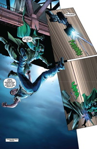 Green Hornet #12 Page 1