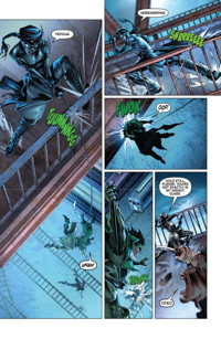 Green Hornet #12 Page 2