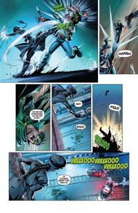 Green Hornet #12 Page 3