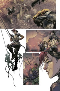 Artifacts #7 Page 5 Preview