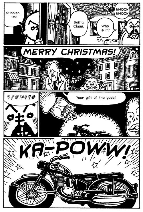 AX Alternative Manga Sean Michael Wilson