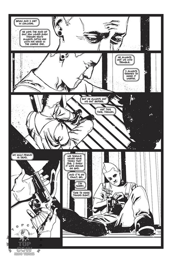 top cow month archives ic book news reviews and previews Jackie Estacado Death last mortal 1 page 2