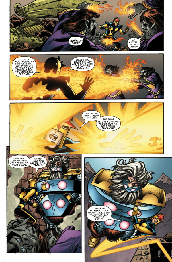 Marvel Adventures Super Heroes #8 Page 4