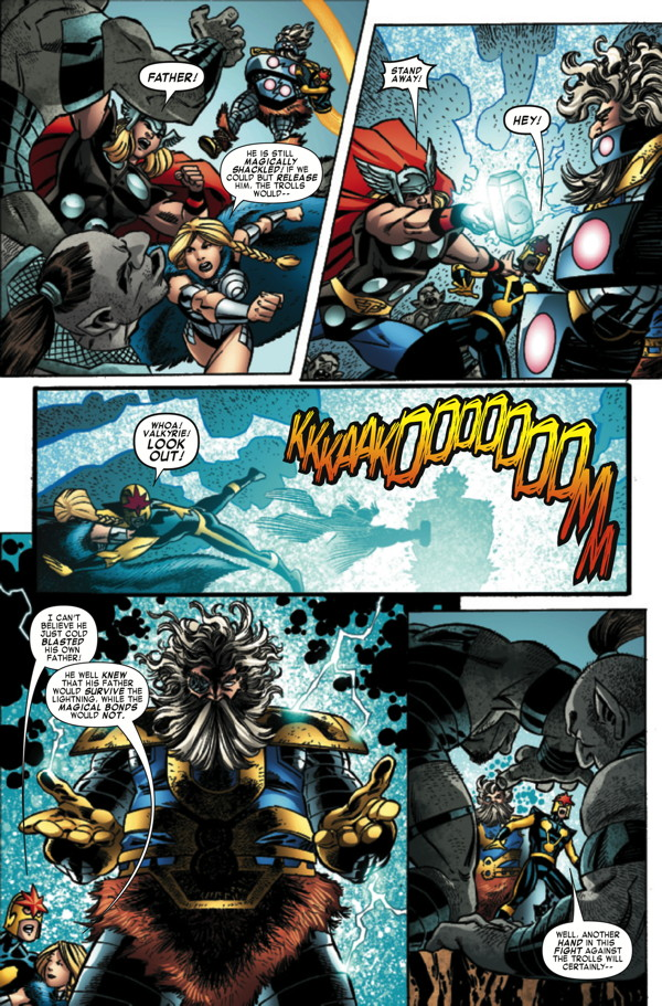 Marvel Adventures Super Heroes #8 Page 5