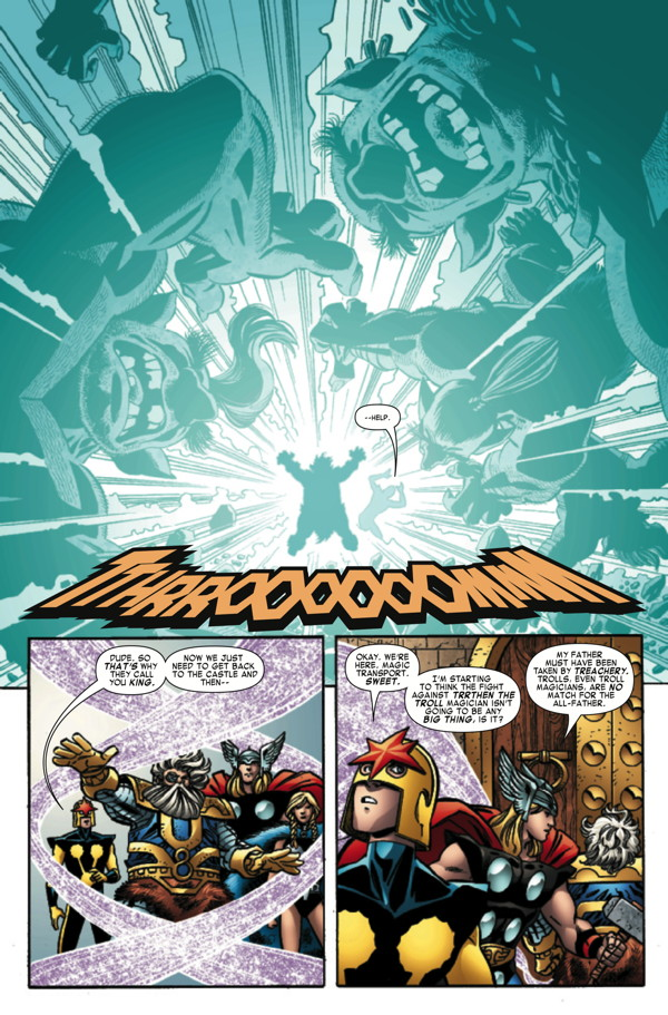 Marvel Adventures Super Heroes #8 Page 6