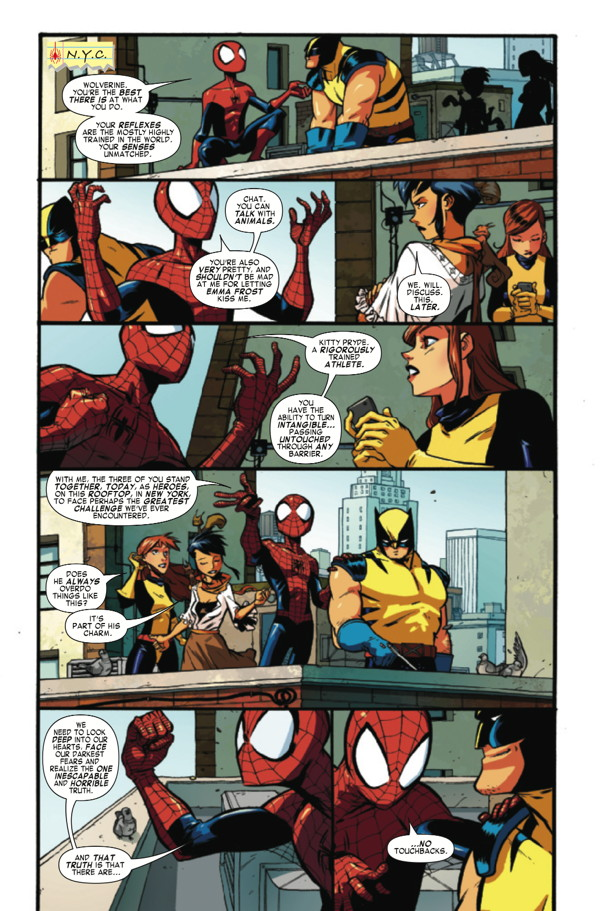Marvel Adventures Spider-Man #7 Page 2