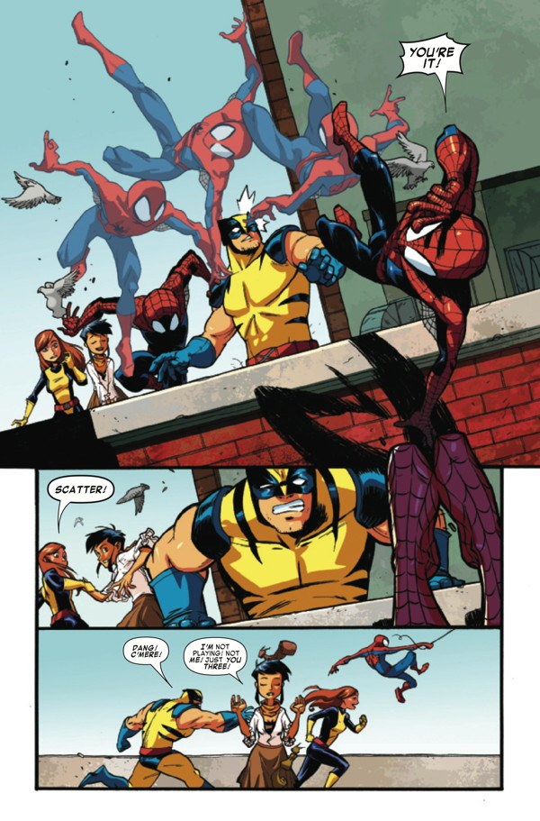 Marvel Adventures Spider-Man #7 Page 3