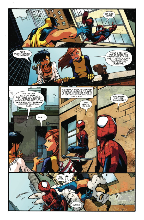 paul tobin discusses spider