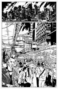 Netherworld #1 Page 1