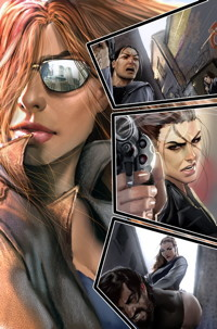 Witchblade #144 Preview Page 3