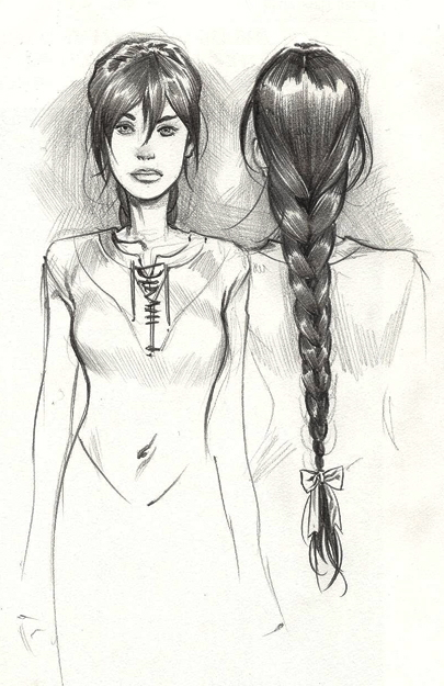 Wheel of Time Concept Art