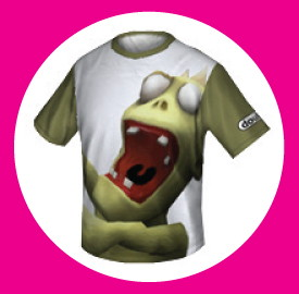 RAJE Toys and Free T-Shirt
