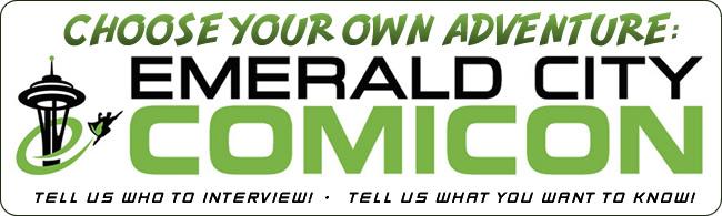 Emerald City ComiCon 2010