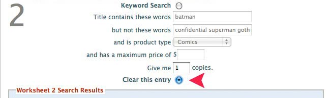 How to cancel a Keyword Subscription